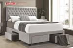 Model Tempat Tidur Laci Minimalis New Design Bedroom Modern