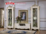 Jual Lemari Tv Classic Model Set Sideboard Antique