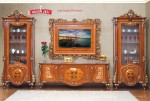 Lemari Tv Klasik Jati Jepara New Design Sideboard Antique